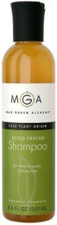 Max Green Alchemy Organic Formula Scalp Rescue Shampoo