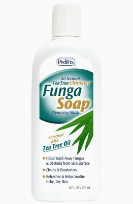 FungaSoap Cleansing Wash by PediFix