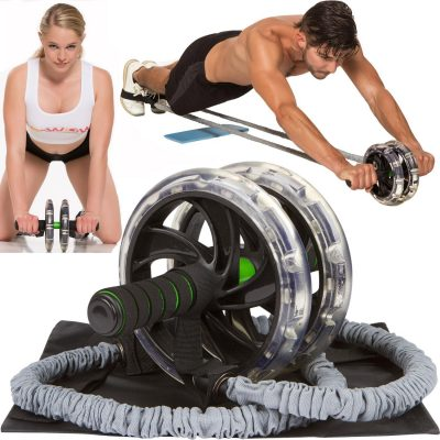 AB WOW Abs Trainer Perfect Ab Roller Workout Wheel