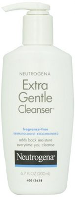 Neutrogena, Cleansing Extra Gentle Cleanser