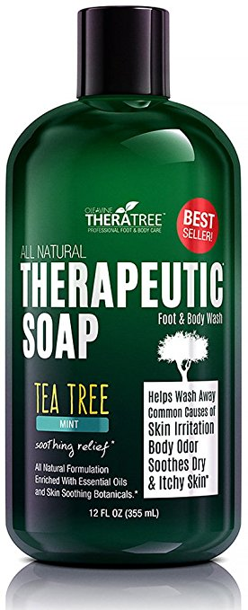 Oleavine Antifungal Soap with Tea Tree and Neem