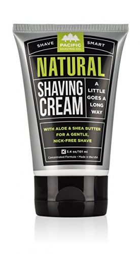 Pacific Natural Shaving Cream