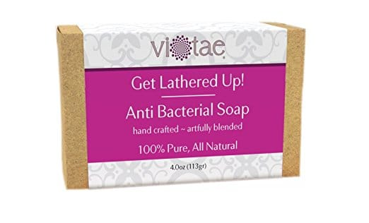 Vi-Tae Organic Anti Bacterial Soap