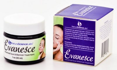 Evanesce Advanced Scar and Blemish Treatment
