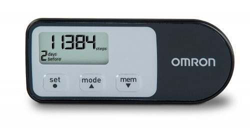 Pedometer#1 Omron HJ-321 Tri-Axis