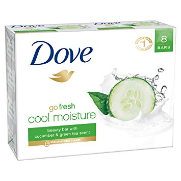 Go Fresh Cool Moisture Beauty Bar by Dove
