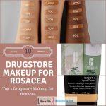 Best Drugstore Makeup for Rosacea