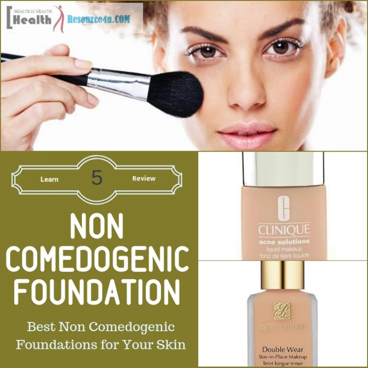 Best Non Comedogenic Foundations