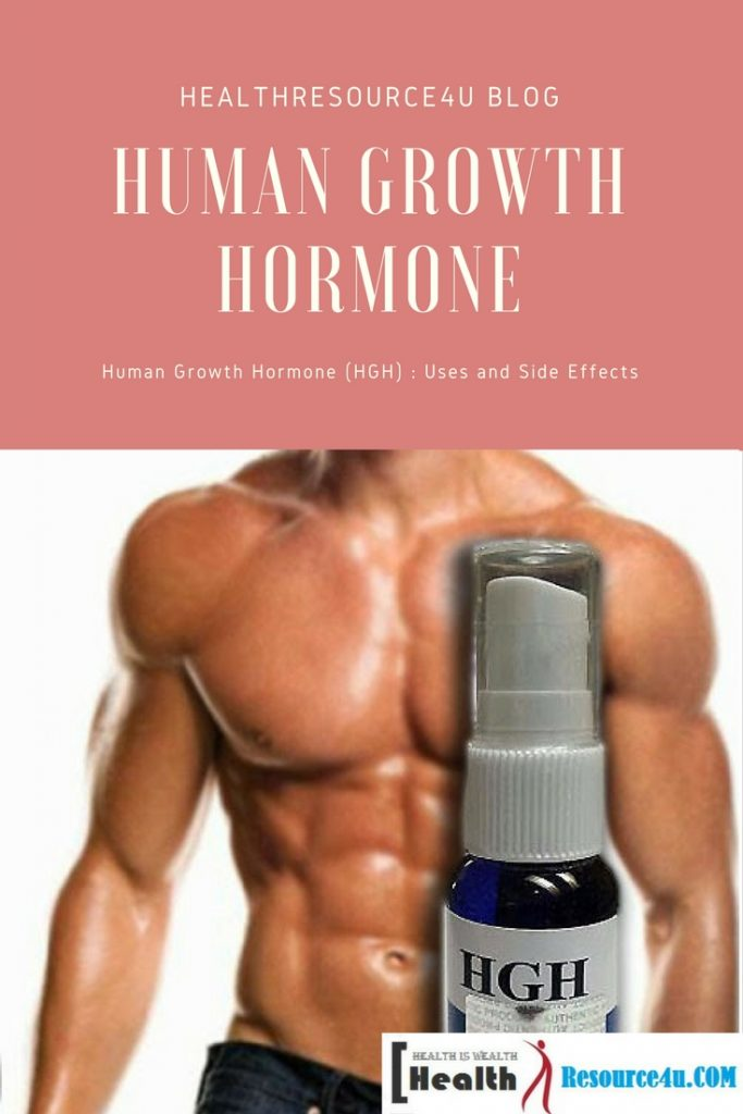 Human Growth Hormone Hgh Uses And Side Effects