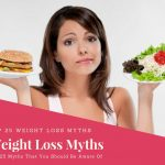 Weight Loss Myths That You Should Be Aware Of