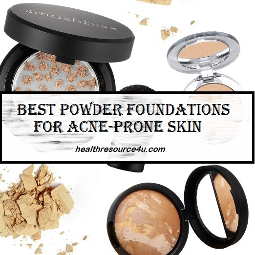 Best Powder Foundation for Acne Prone Skin