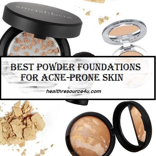powder foundations