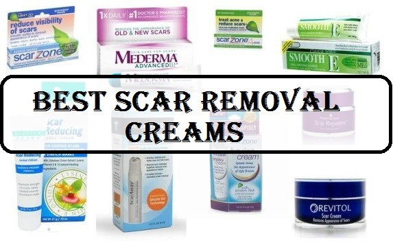 Best Scar Removal Creams