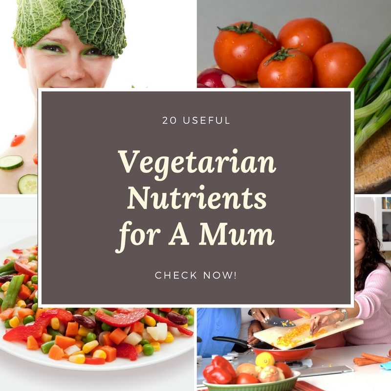 Vegi Nutrients for A Mum