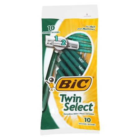 Twin Select, Sensitive Skin by BIC