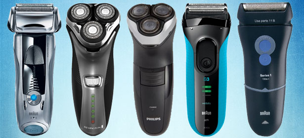 used types of electric shaver 432089