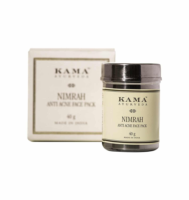 #3 Kama Ayurveda Nimrah Face Pack