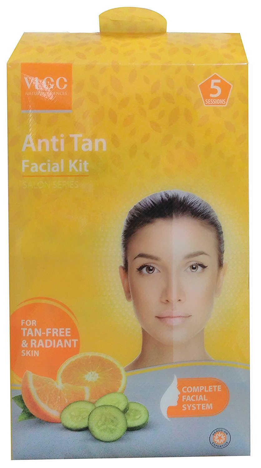 #5 VLCC Salon Series Anti-Tan Face Kit