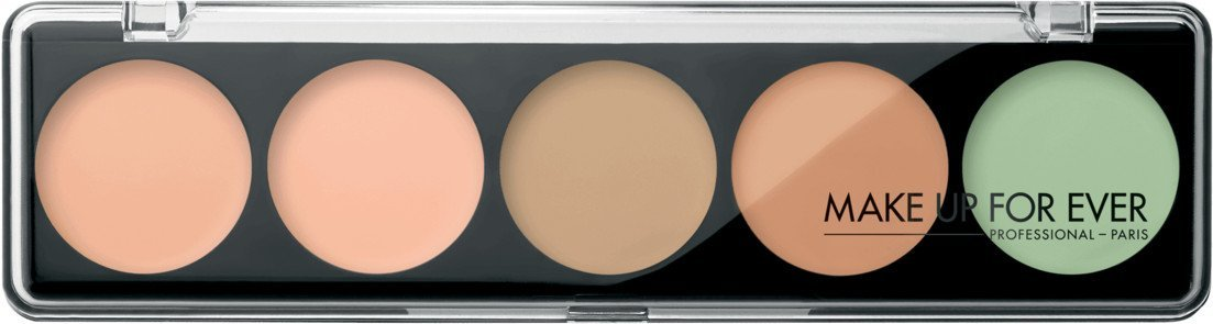 #2 Makeup Forever 5 Camouflage Concealer Palette
