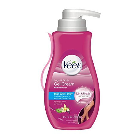 #3 Veet Hair Removal Cream For Sensitive Skin