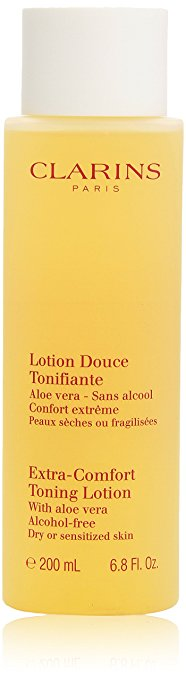 #4 Clarins Extra-Comfort Toner For Sensitive Skin