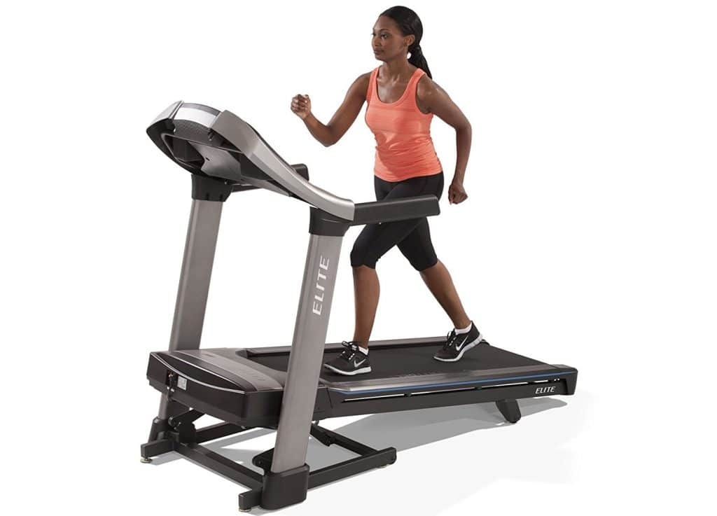 #3 Horizon Elite T-7 Home Treadmill