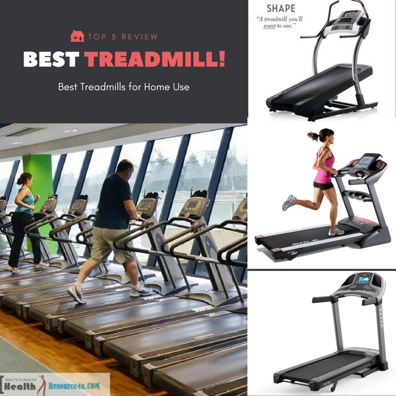 Best Treadmills for Home Use Top 5 Review and Picks