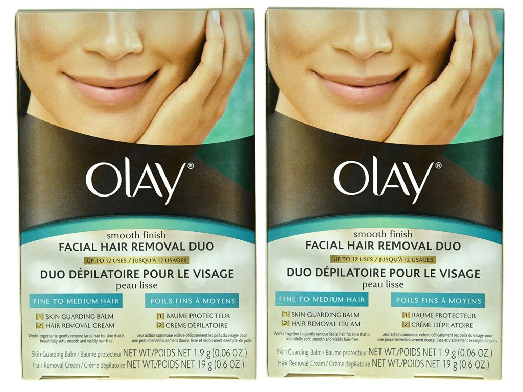 Olay Smooth Finish Facial