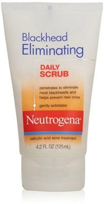 Neutrogena's Blackhead Eliminating-Daily Scrub