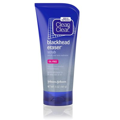 Clean and Clear Blackhead Eraser Scrub