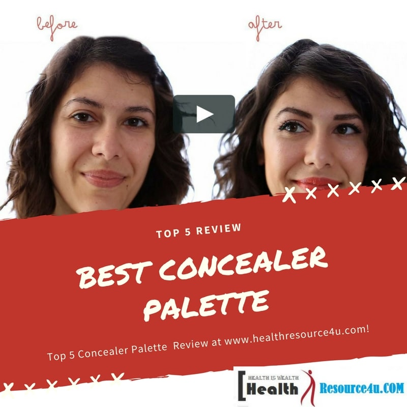 Best Concealer Palette review