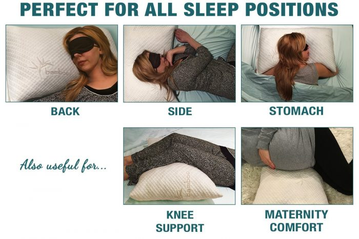 Great For Any Sleep Position