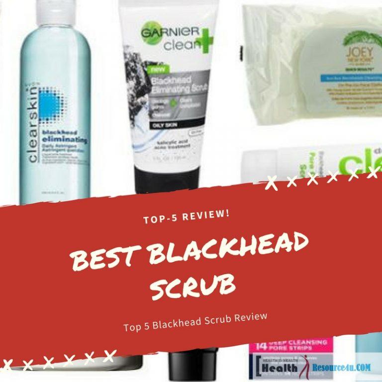 Best Blackhead Scrub Review