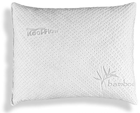 Pillows for Sleeping, Hypoallergenic Bed Pillow for Side Sleeper