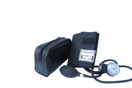 SantaMedical Deluxe Blood Pressure Monitor
