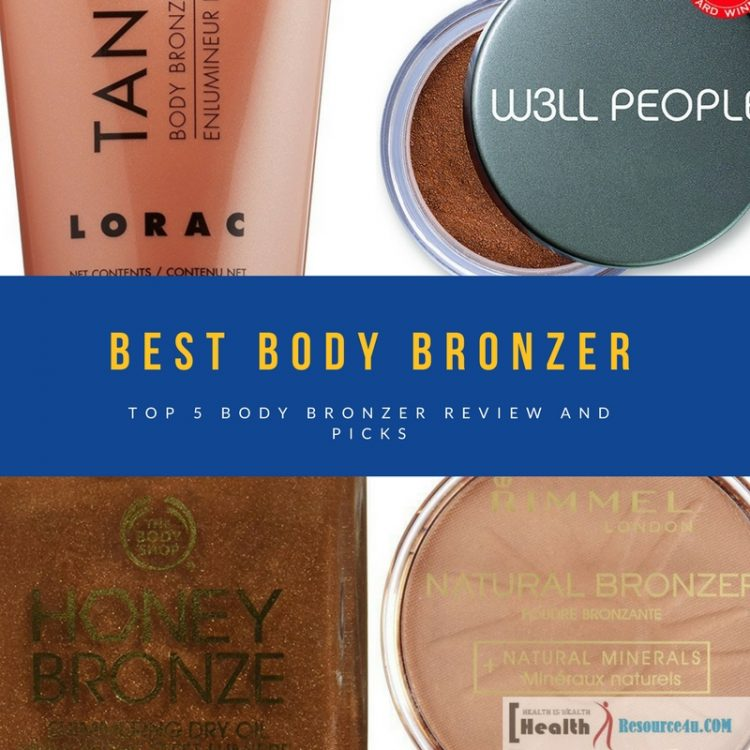 Top 5 Body Bronzer Review and Picks