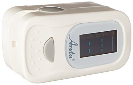 Easy@Home Areta Fingertip Pulse Oximeter