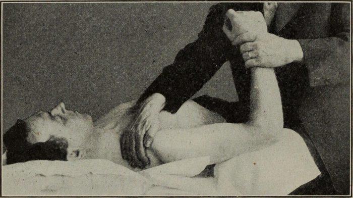 Chronic Pain Relief Massage: