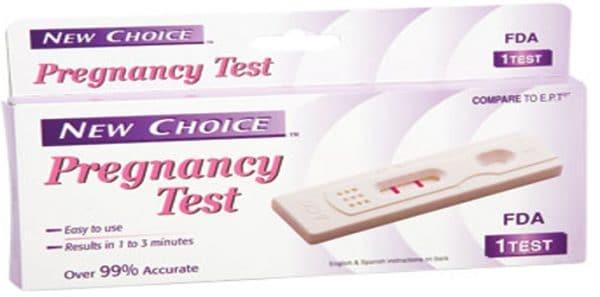 Choice Pregnancy Test Kit