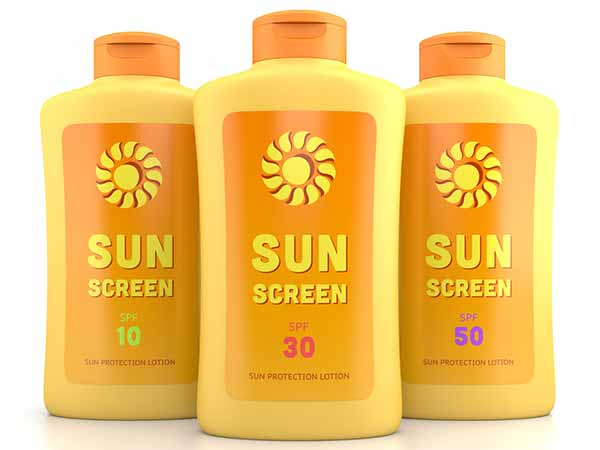 Higher SPF Products