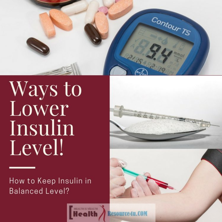 Keep Insulin in Balanced Level e1524109033813