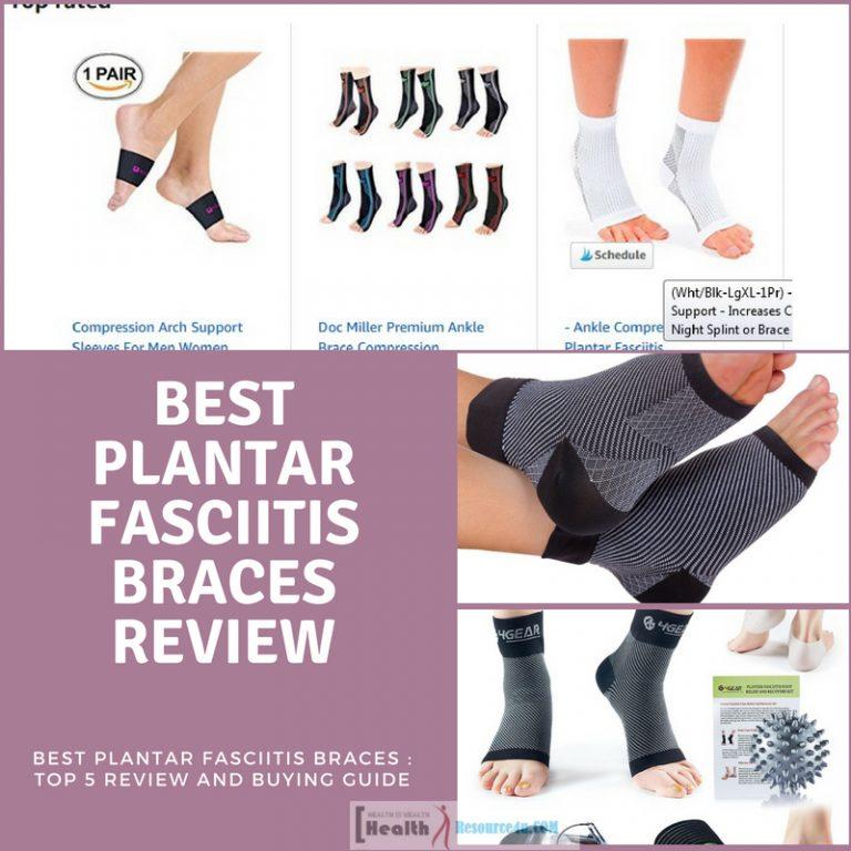Best Plantar Fasciitis Braces Review