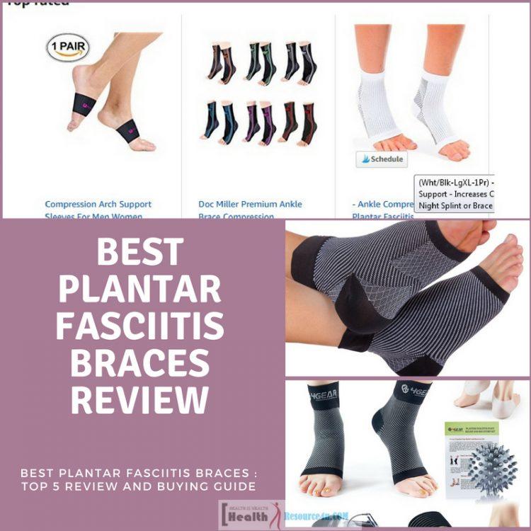 Best Plantar Fasciitis Braces Review e1526352349283