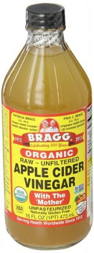 Bragg Organic Unfiltered Apple Cider Vinega