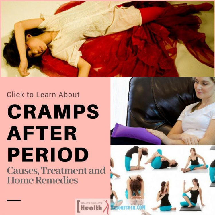 Cramps After Period
