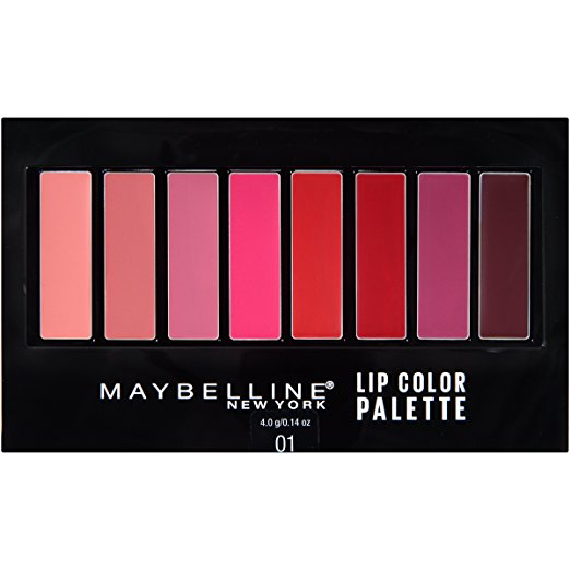 Maybelline New York Lip Color Palette