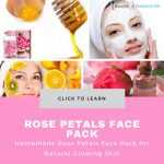 Rose Petals Face Pack