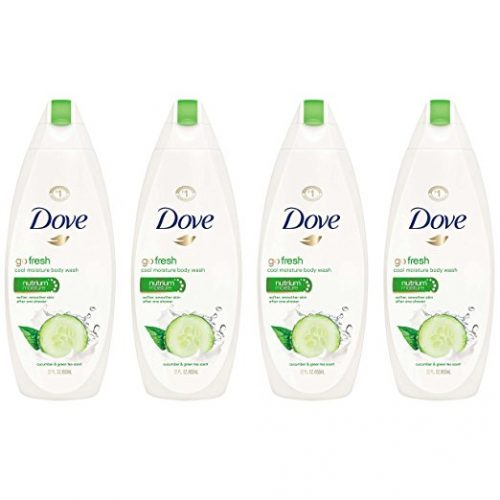 Dove Go Fresh Body Wash Cucumber and Green Tea
