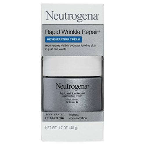 Neutrogena Rapid Wrinkle Repair Retinol Anti-Wrinkle Regenerating Face Cream