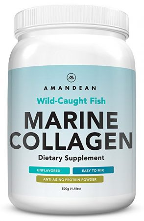 Premium Anti-Aging Marine Collagen